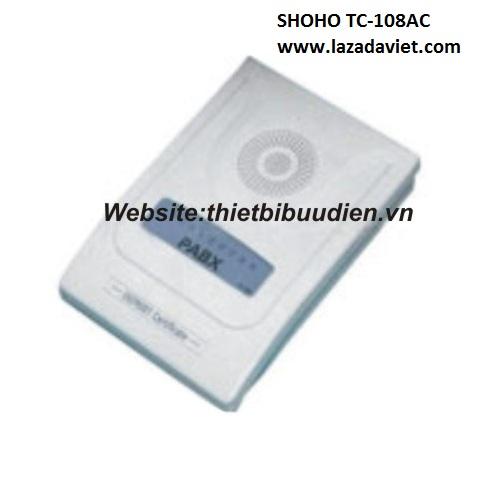 Tổng đài điện thoại SHOHO TC108AC